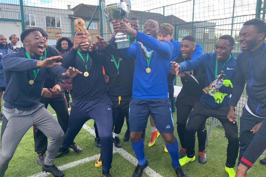 Revive Congo Charity Football Tournament2