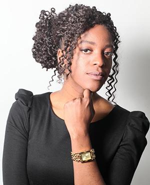 Revive Congo Team Priscillia Mudiaki