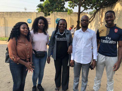 Revive Congo Volunteers